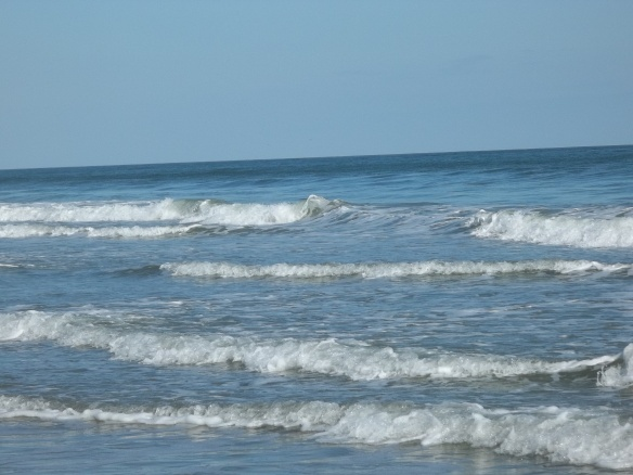 Ocean photo by Megan Oteri Copyright 2011