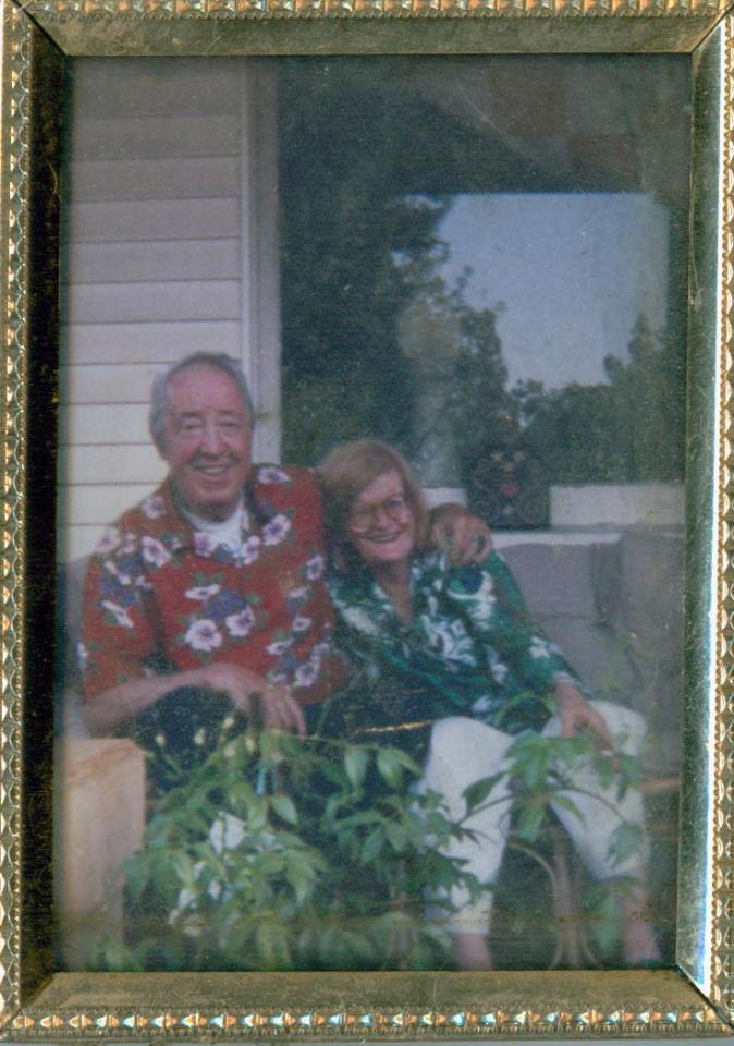 Betty and John were special people.  Anyone that ever met them knew this.  They were storytellers and magicians.  They made people feel good.  Sure, like everyone they had their problems, but deep at their core, they were the pot of gold.  My magic - my love.