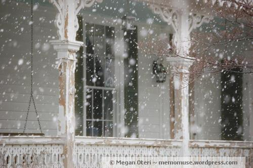 Victorian Snow Fall