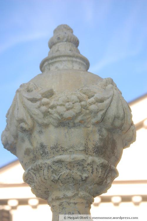 stone statue wm