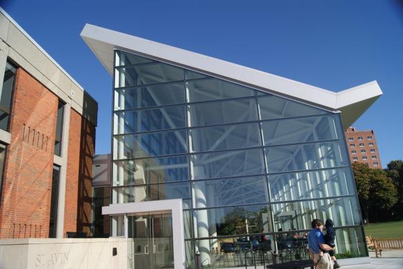 Slavin Center, circa 2013