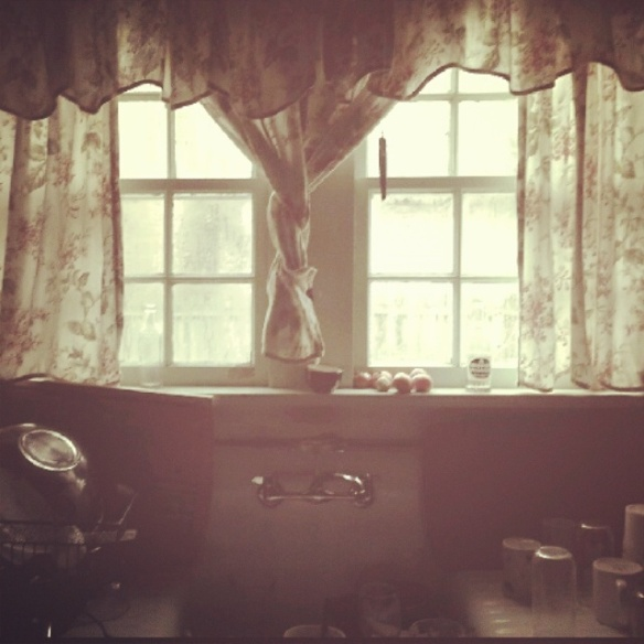 "Instagram photo post: ""Dishes in the Sink"""