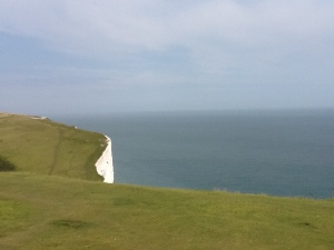 Cliffs of Dover in Dover, England